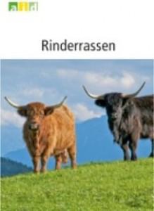 Neues AID-Heft Rinderrassen